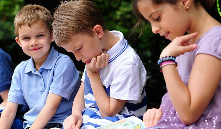 Английский язык для школьников в Челябинске