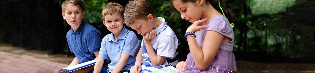 Курсы английского языка для школьников в Чите: открывай мир английского языка с друзьями
