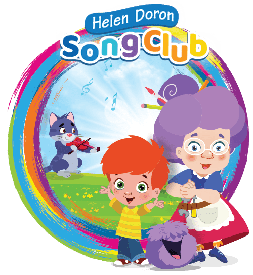 Пойте вместе с Helen Doron Song Club