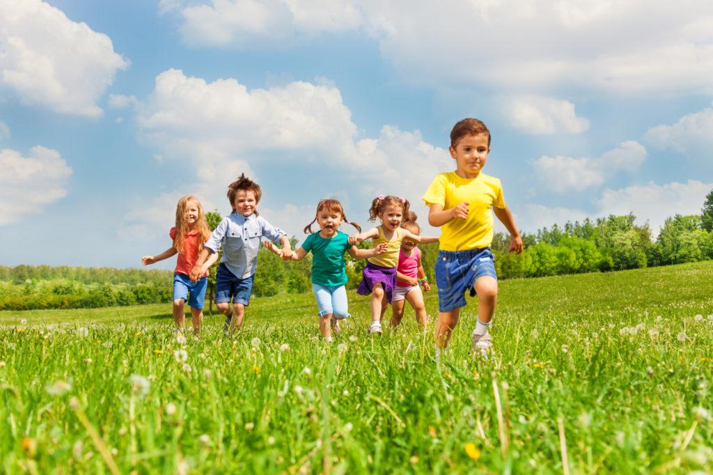 Поздравление, картинки лето с детьми