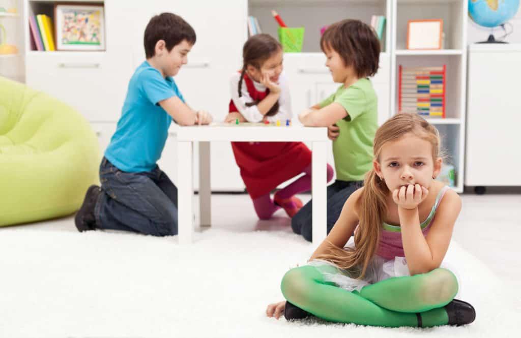5 советов психолога, родителям застенчивых детей