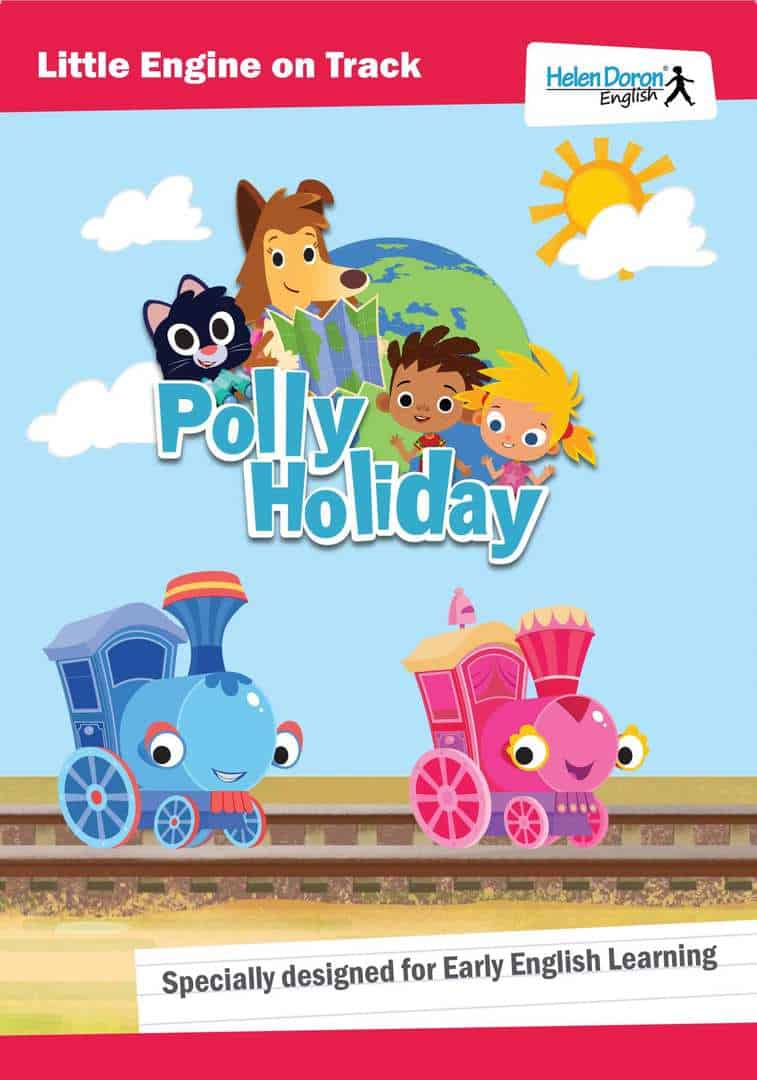 Курс Holiday Polly Reads and Writes