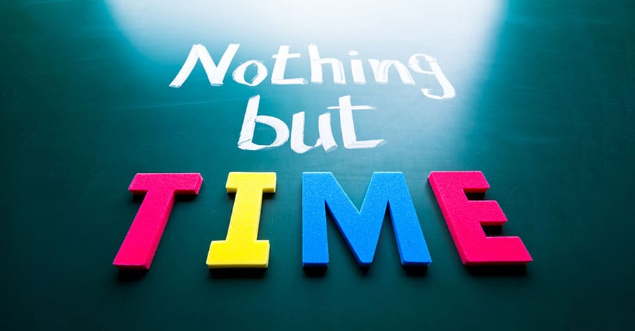 Present Continuous Tense — настоящее длительное время