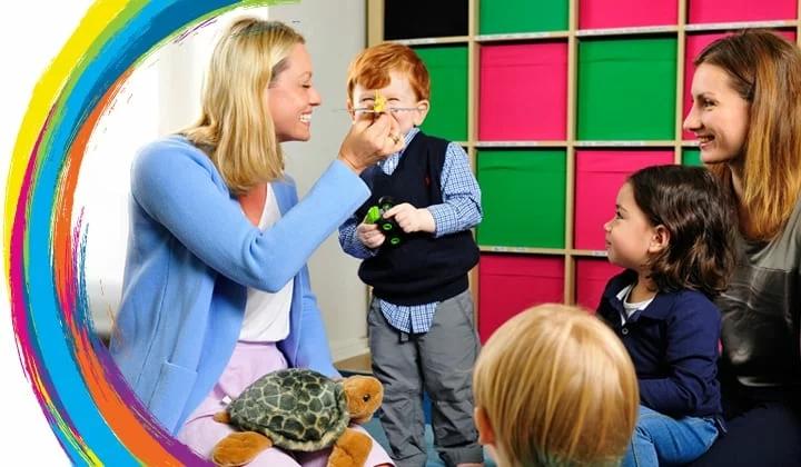 Курсы английского языка для детей по методике Helen Doron в Уфе