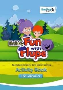 Holiday Fun with Flupe (детям 3-6 лет)