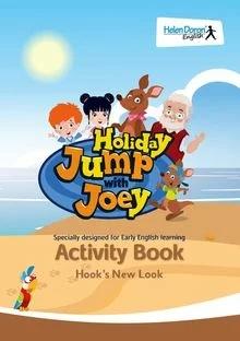 Holiday Jump with Joey (детям 6-9 лет)