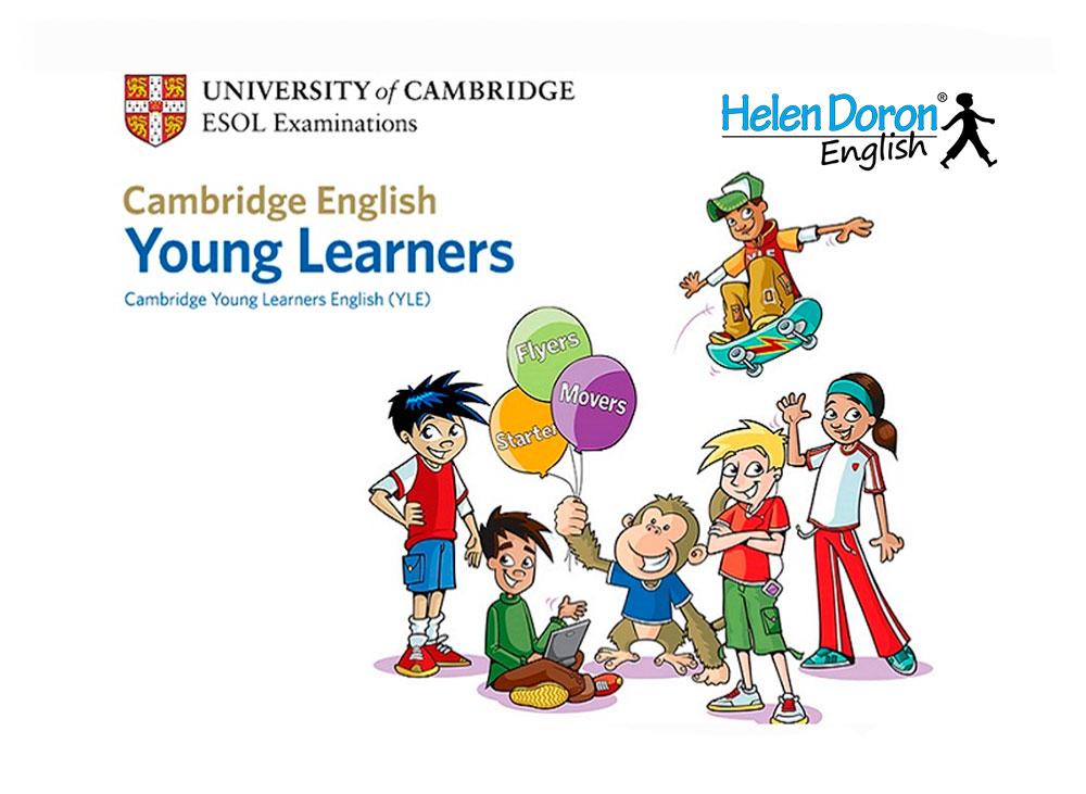 Студенты Helen Doron успешно сдали Cambridge test!