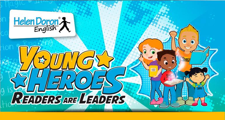 Проект Young Heroes: маленькие герои больших дел