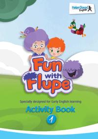 Посмотреть внутри - Fun with Flupe (от 3 до 6 лет)