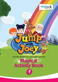 Посмотреть внутри - Jump with Joey (от 6 до 9 лет)