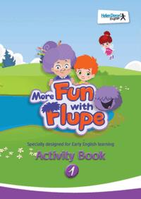 Посмотреть внутри - More Fun with Flupe (от 4 до 6 лет)