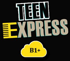 Teen Express (от 13 до 17 лет) уровень В1+