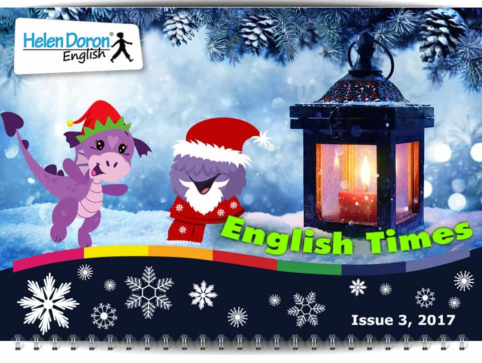Parents Newsletter: Christmas 2017