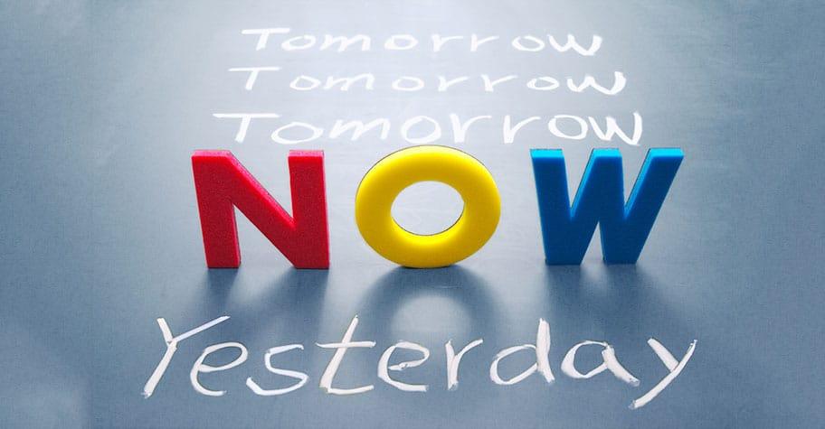 Настоящее время в английском языке: Present Simple и Present Continuous