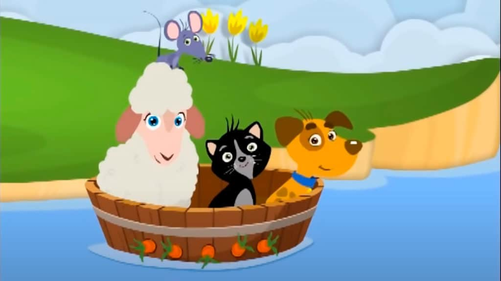 Мультфильмы на английском для детей. Уникальная подборка.