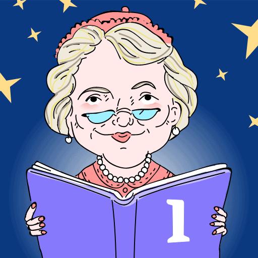 <h2>Bedtime Stories with Grandma 1 - сказки на английском языке (часть 1)</h2>