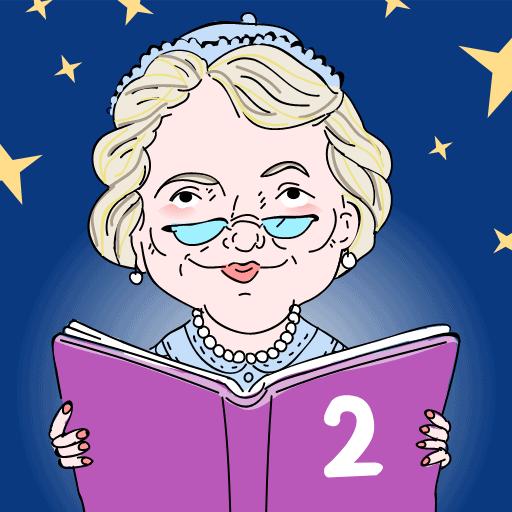 <h2>Bedtime Stories with Grandma 2 - сказки на английском языке (часть 2)</h2>