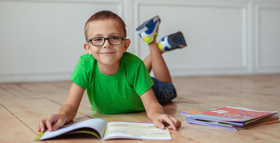 Английский: подготовка к школе