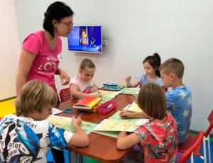 Английский подготовка к школе