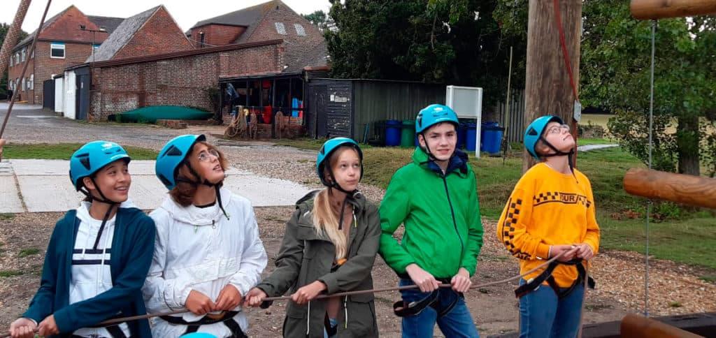 Английский лагерь для детей за рубежом