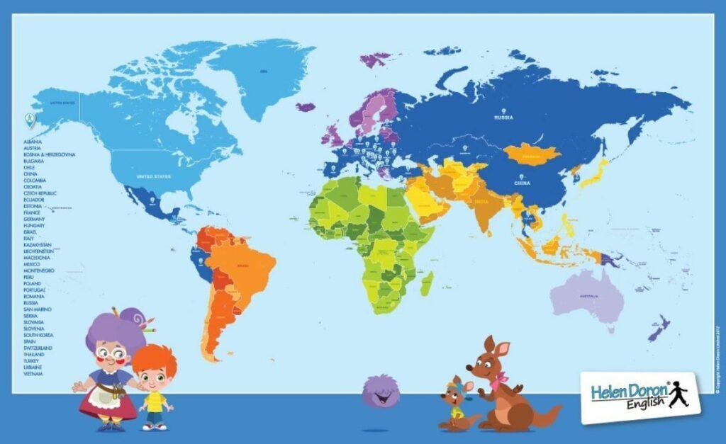 международная сеть школ английского языка для детей. Лучшая методика