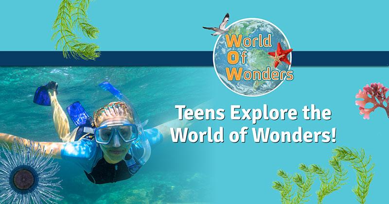 World of Wonders: Новый обучающий курс в линейке Helen Doron